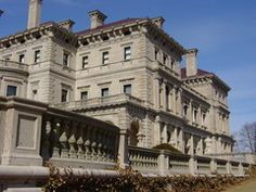 See the Newport Mansions, Rhode Island--did.