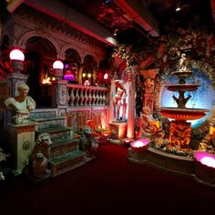 Welcome to Liberaces Secret Parisian Palace of Kitsch  hidinghellip