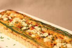Pullahiiren leivontanurkka: Aurinkoinen bataattipiirakka Quiche, Breakfast, Food, Morning Coffee, Essen, Quiches, Meals, Yemek, Eten