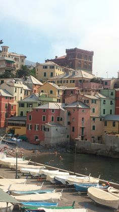 Borghi d'Italia Boccadasse, Italy