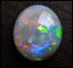 4.15cts Lightning Ridge Finished Opal - N5