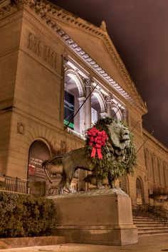 Chicago Art Institute. Another dream to work here. This place brought me so much happiness when I was younger. The statues amazed me, the paintings were awe-inspiring, and the architecture of the whole place is amazing.