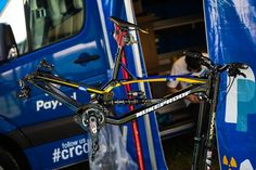 PIT BITS - Aaron Gwin's FOX Float X2 Rear Shock - PIT BITS - World Cup, Lourdes, France - Mountain Biking Pictures - Vital MTB
