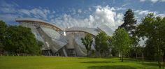 Fondation Louis Vuitton / Gehry Partners