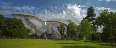 GEHRY FOUNDATION LOUIS VUITTON