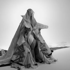 A lovely dystopia by Takashi Nishiyama for Autumn/Winter 2011-12