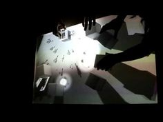 Augmented Shadow, by Joon Moon, 2010. used openframeworks. It's a tabletop interface on where artificial shadows of tangible objects displayed. You can play with the shadows lying on the boundary between the real, virtual, and fantasy.