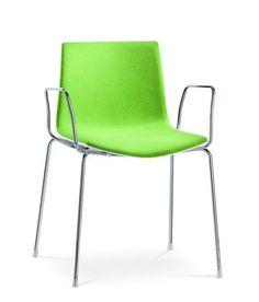 Jednací židle CATIFA 46 : Návrhy a vybavení interiérů : faceinterier.cz