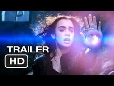 The Mortal Instruments: City of Bones Official Trailer #2. So this is starting to look Uh-mazing.