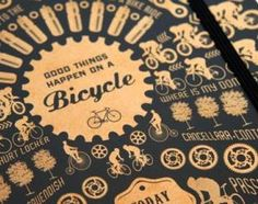 what good things have happened to you while riding a bicycle?