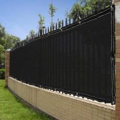 Amazon.com: Privacy Fence Screen 4 Tall X 50u0027 Mesh Windscreen Fabric Slat