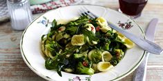 The best Orecchiette with Broccoli and Arugula recipe you will ever find. Welcome to RecipesPlus, your premier destination for delicious and dreamy food inspiration. Arugula Recipes, Veggie Recipes, Pasta Recipes, Vegetarian Recipes, Rocket Recipes, Food Inspiration, Veggies, Yummy Food, Vegetarian Food