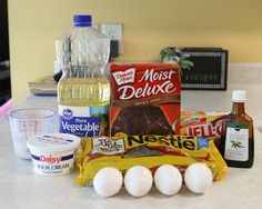 How to Doctor Box Cake Mix
