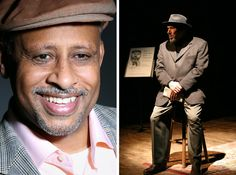 Ruben Santiago-Hudson #Plays August Wilson in a New Show - NYTimes.com