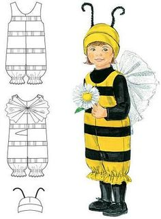 Bee costume