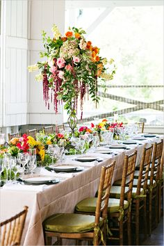 Exquisite floral filled wedding day and reception!  Captured By: Amy Free Photography http://www.weddingchicks.com/2014/08/11/floral-filled-wedding-reception/