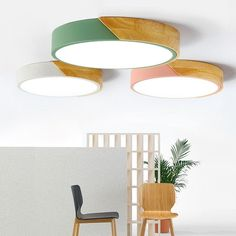 Search results for: 'uk lighting ceiling-lights flush-ceiling-lights modern-minimalist-led-drum-shaped-wood-metal-acrylic-flush-mount-ceiling-light' Bedroom Light Fixtures, Ceiling Light Fixtures, Bedroom Lighting, Light Fittings, Kids Ceiling Lights, Room Lights, Ceiling Light Diy, Bedroom Ceiling Lights, Living Room Lighting Ceiling