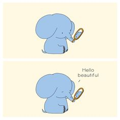 You Are Your Own Kind Of Beautiful Listening Is Precious (In Collaboration With American Foundation For Suicide Prevention t Funny Animal Comics, Funny Comics, Make You Smile, Are You Happy, Cute Cartoon Drawings, Psychological Well Being, Life Verses, Feeling Discouraged, Mood Wallpaper