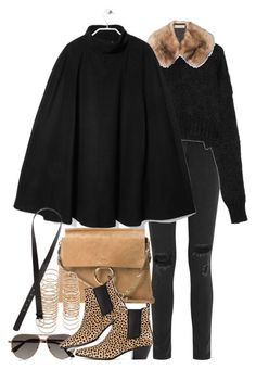 """""""Untitled #7993"""" by nikka-phillips ❤ liked on Polyvore featuring rag & bone, Dolce&Gabbana, Marni, MANGO, Tom Ford, Chloé, Yves Saint Laurent, Forever 21 and H&M"""