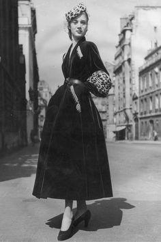 Try and not be inspired by this spectacular look back at the feminine designs of Dior. J'adore darling.