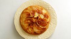 HM・フライパンで簡単リンゴケーキ