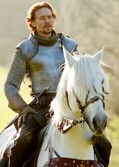 """Tom Hiddleston in """"The Hollow Crown"""""""