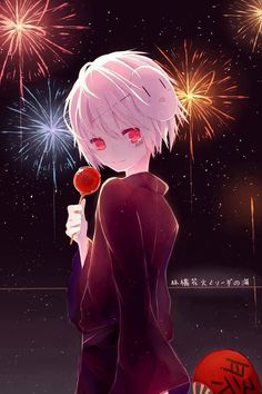 Mafumafu | Apple Fireworks and Sea of Soda!