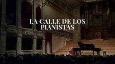 """Trailer """"La calle de los pianistas"""""""