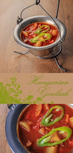 Hungarian Goulash Recipe: A 'traditional' Hungarian Gulyásleves or simply a wonderful goulash recipe, it really is traditionally a soup!
