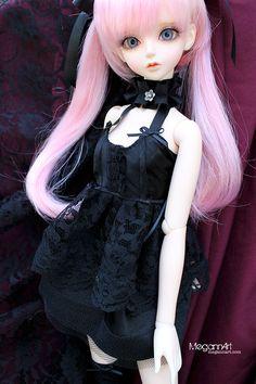 #bjd #cute #pretty #doll