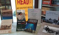 These authors will be at My Sister's Books on Independent Bookstore Day!!! Stop by and help us celebrate on April 30th!
