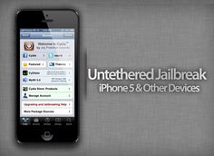 Finally the new jailbreak unmetered for iphone 5s and iPhone 5 has been released. The team has found an exploit in the ios 6.1.3. For more information about How do you jailbreak iPhone 5 s   How to Jailbreak iPhone 5 and for downloading jailbreaking software click on images