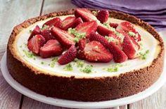 10 nejbáječnějších jahodových dortů | Apetitonline.cz