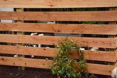 Pool Pump enclosure Cedar fencing