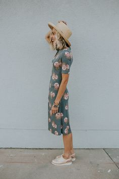 Hip Casual with a Vintage Twist | ROOLEE