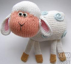 Ehi, ho trovato questa fantastica inserzione di Etsy su https://www.etsy.com/it/listing/480640055/knitting-pattern-lamb-knitted-lamb