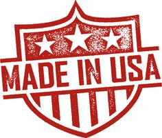 the only made in the usa logo that hasn't made me cringe yet