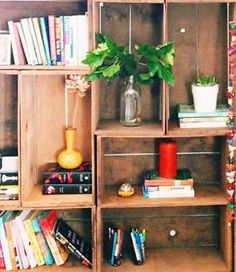 Small Space Living... Here in L.A., homes keep getting smaller, and rent prices keep going up. Is it like that where you live? Nowadays, urban-dwellers such as myself are willing to sacrifice living space...