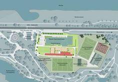 Städtebau: Sportzentrum Mannheim Sport, Desktop Screenshot, Mannheim, Architecture, Deporte, Sports