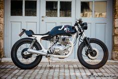 """Bandisca – Honda CB 400N """"Cardio"""""""
