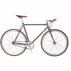 Foffa Bikes One (Grey) Wiggle Exclusive 2014