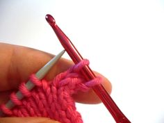 Bind Off - Part Two    Includes 3-needle, picot, And I-cord bind offs.