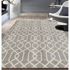 Beige 7x9 - 10x14 Rugs Sale : Use large area rugs to bring a new mood to an old room or to plan your decor around a rug you love. Free Shipping on orders over $45!