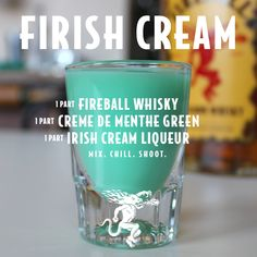 Cheers to the weekend. 10 Fireball Whisky Shooters you should try this weekend