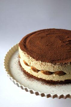 Tiramisu Cheesecake >> Yum!