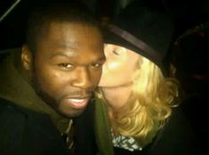 my ideal couple #chelseahandler #50cent