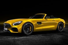 2018 Mercedes AMG-GT S Roadster   HiConsumption