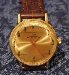 Soviet watch Russian watch Vintage Watch Men от mensVintageWatches