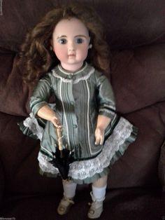 j.steiner Paris антикварная кукла in Куклы и мягкие игрушки, Куклы, Антикварные (до 1930 г.), Бисквитный фарфор, Французские | eBay