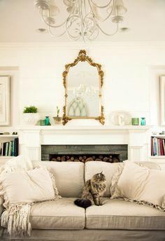 Интерьер дома 1850 г - Дизайн интерьеров | Идеи вашего дома | Lodgers